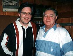 Photo - Don Reddick & Fernie Flaman